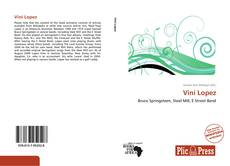Bookcover of Vini Lopez