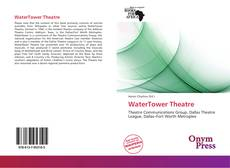 Portada del libro de WaterTower Theatre