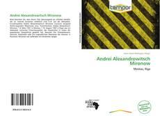 Обложка Andrei Alexandrowitsch Mironow