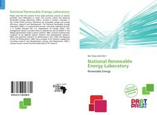 Capa do livro de National Renewable Energy Laboratory