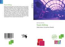 Обложка Team Killing
