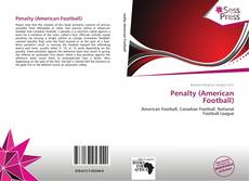 Penalty (American Football) kitap kapağı