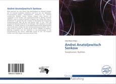 Andrei Anatoljewitsch Senkow的封面