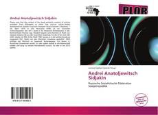 Andrei Anatoljewitsch Sidjakin kitap kapağı