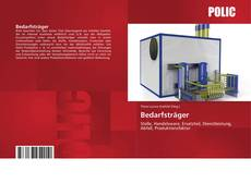 Bookcover of Bedarfsträger