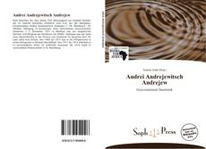 Обложка Andrei Andrejewitsch Andrejew