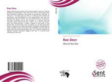 Bookcover of Roe Deer