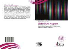 Water Bank Program的封面