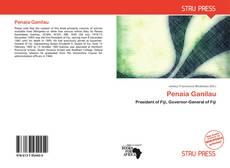 Penaia Ganilau的封面