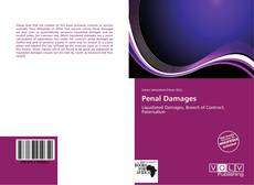 Bookcover of Penal Damages