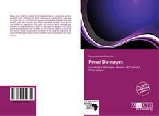 Couverture de Penal Damages