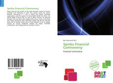 Buchcover von Spinka Financial Controversy