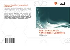 National Republican Congressional Committee kitap kapağı