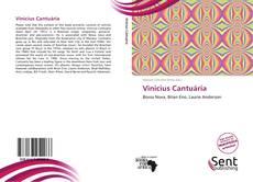 Buchcover von Vinicius Cantuária