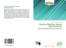 Bookcover of Penalty (Brazilian Sports Manufacturer)