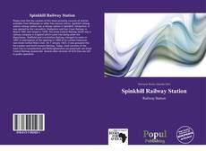 Bookcover of Spinkhill Railway Station
