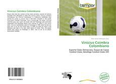 Portada del libro de Vinicius Coimbra Colombiano