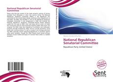 Bookcover of National Republican Senatorial Committee