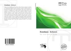 Bookcover of Roedean School