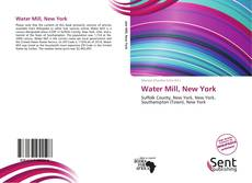 Water Mill, New York kitap kapağı