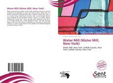 Buchcover von Water Mill (Water Mill, New York)