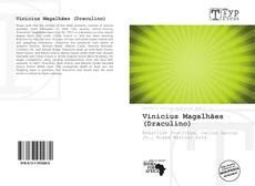 Portada del libro de Vinicius Magalhães (Draculino)