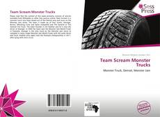 Buchcover von Team Scream Monster Trucks