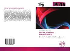 Capa do livro de Water Missions International