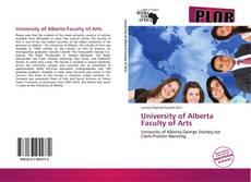 Copertina di University of Alberta Faculty of Arts