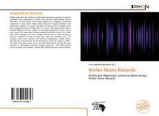 Capa do livro de Water Music Records