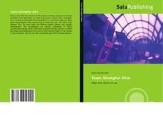 Capa do livro de Team Shanghai Alice