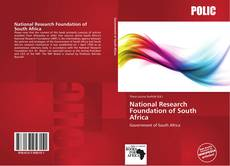 Couverture de National Research Foundation of South Africa