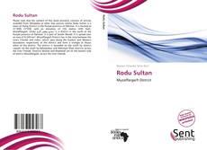Portada del libro de Rodu Sultan