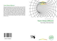 Portada del libro de Team Sleep (Album)