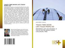 Couverture de TOUGH TIMES NEVER LAST, TOUGH PEOPLE DO