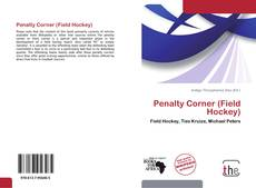 Buchcover von Penalty Corner (Field Hockey)