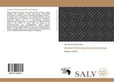 Buchcover von Andrei Dmitrijewitsch Uschakow