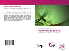 Bookcover of Water (Classical Element)