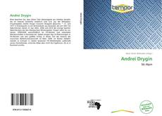 Bookcover of Andrei Drygin