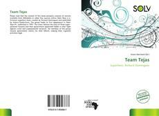 Bookcover of Team Tejas
