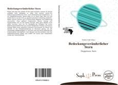 Buchcover von Bedeckungsveränderlicher Stern