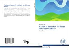 Buchcover von National Research Institute for Science Policy