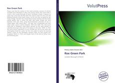 Bookcover of Roe Green Park