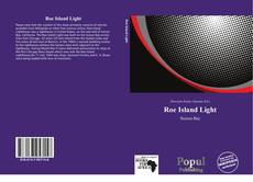 Bookcover of Roe Island Light