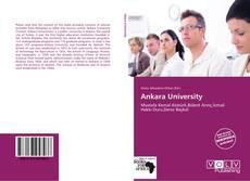 Capa do livro de Ankara University