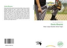 Portada del libro de Ossie Álvarez