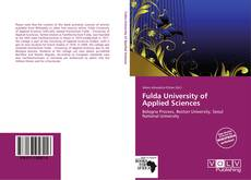 Buchcover von Fulda University of Applied Sciences