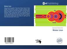 Bookcover of Water Lion