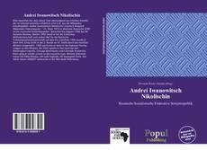 Bookcover of Andrei Iwanowitsch Nikolischin