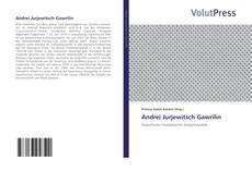 Bookcover of Andrei Jurjewitsch Gawrilin